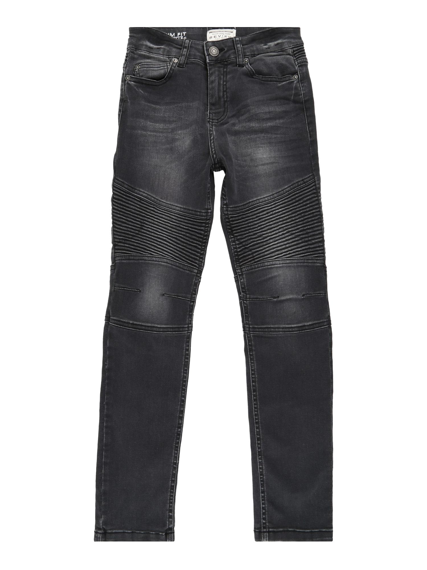 Jungen,  Kinder,  Kinder REVIEW FOR TEENS Jeans blau,  grau,  schwarz,  weiß, bunt,  mehrfarbig, rot, schwarz, weiß | 04062448534710