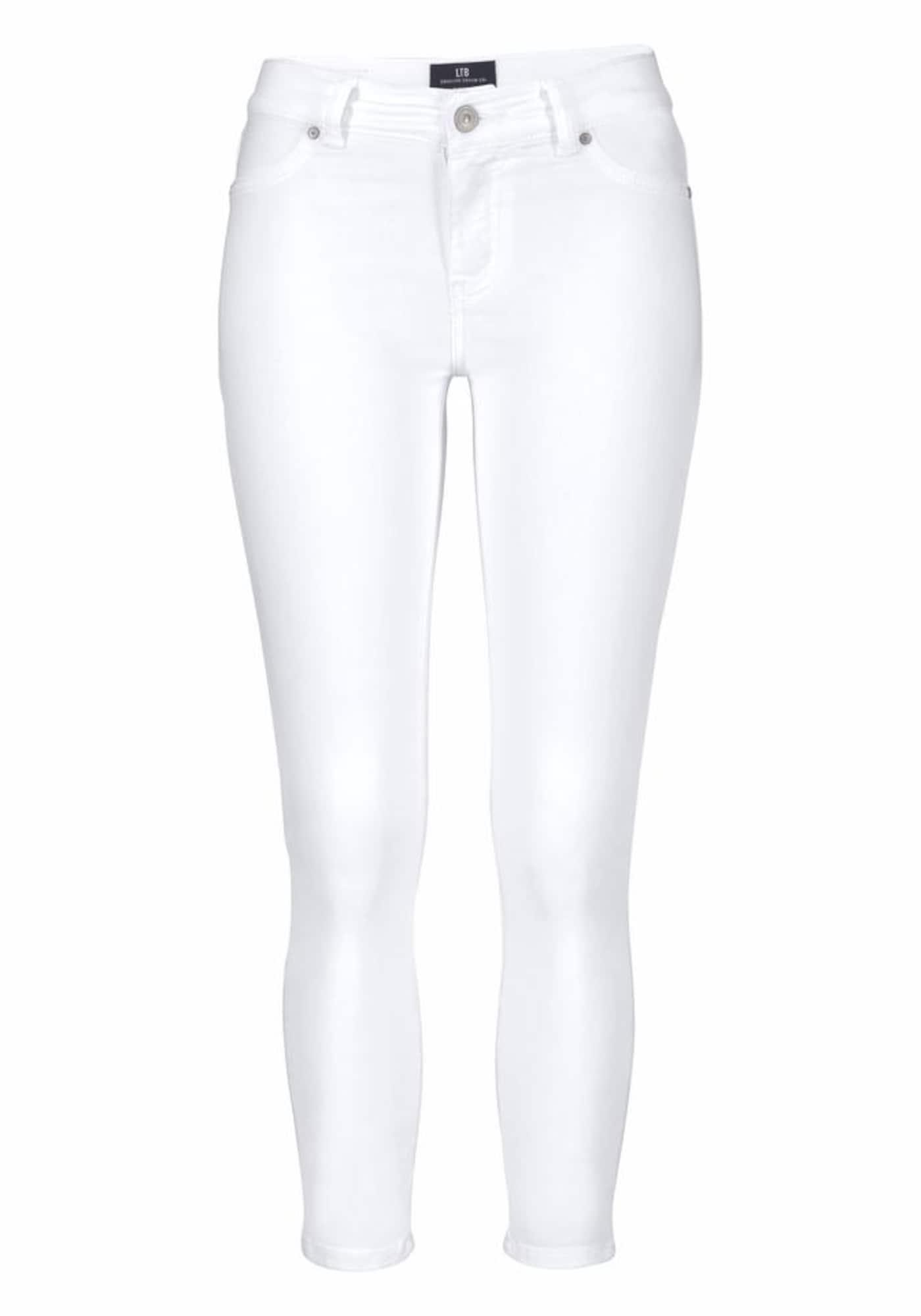 LTB Džínsy 'Lonia'  biela