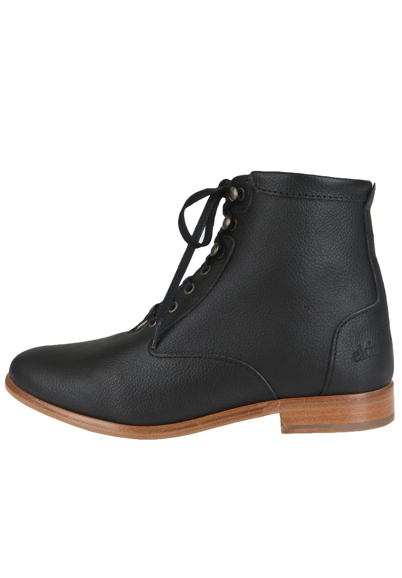 EKN Footwear Suvarstomieji kulkšnis dengiantys batai
