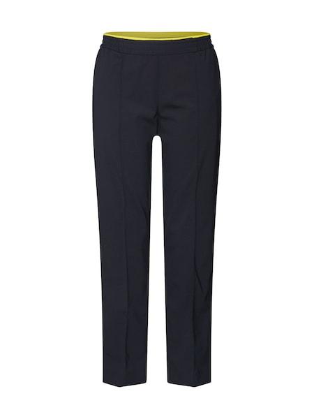 Hosen für Frauen - Calvin Klein Hose 'POP ELASTIC CIGARETTE PANT' schwarz  - Onlineshop ABOUT YOU