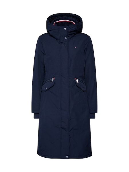 Jacken - Parka › Tommy Hilfiger › dunkelblau  - Onlineshop ABOUT YOU