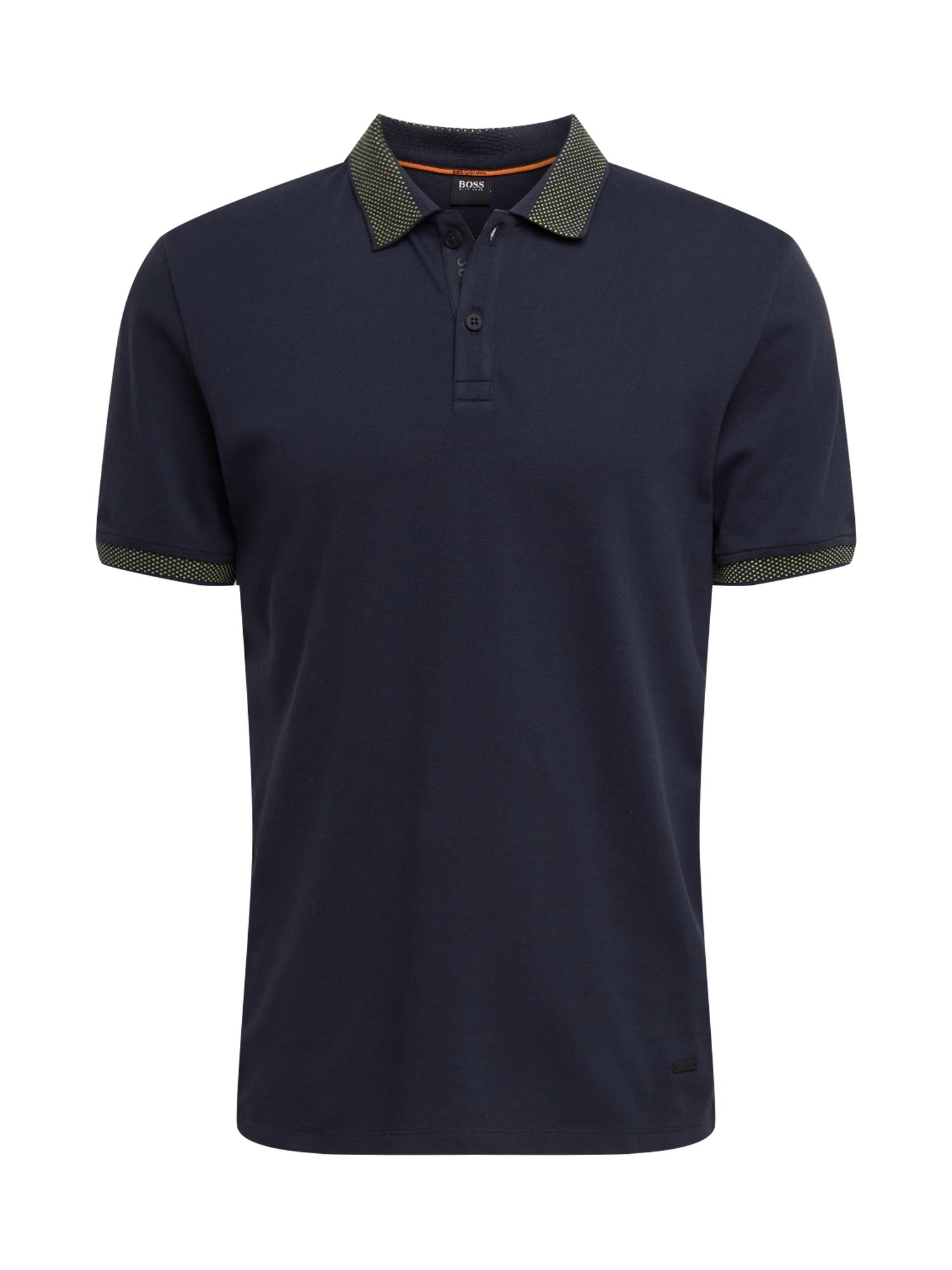 BOSS Marškinėliai 'Ploid' mėlyna