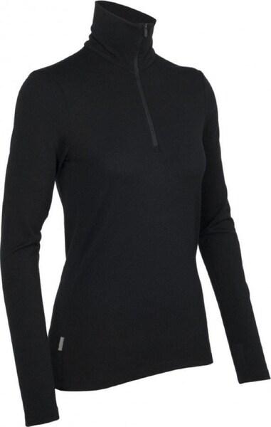 Sportmode - Shirt 'Tech Top' › Icebreaker › schwarz  - Onlineshop ABOUT YOU