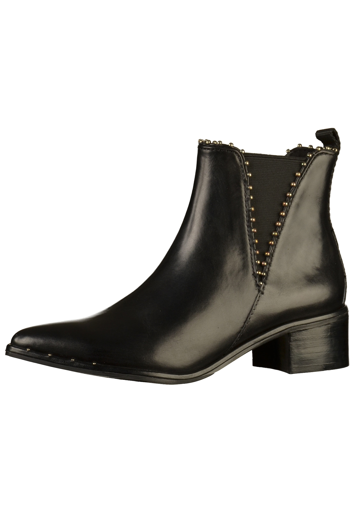 Kotníkové boty Ballemi černá SPM