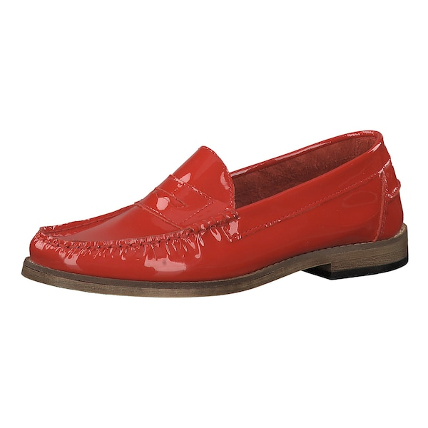 Slipper - Loafers › tamaris › rot  - Onlineshop ABOUT YOU