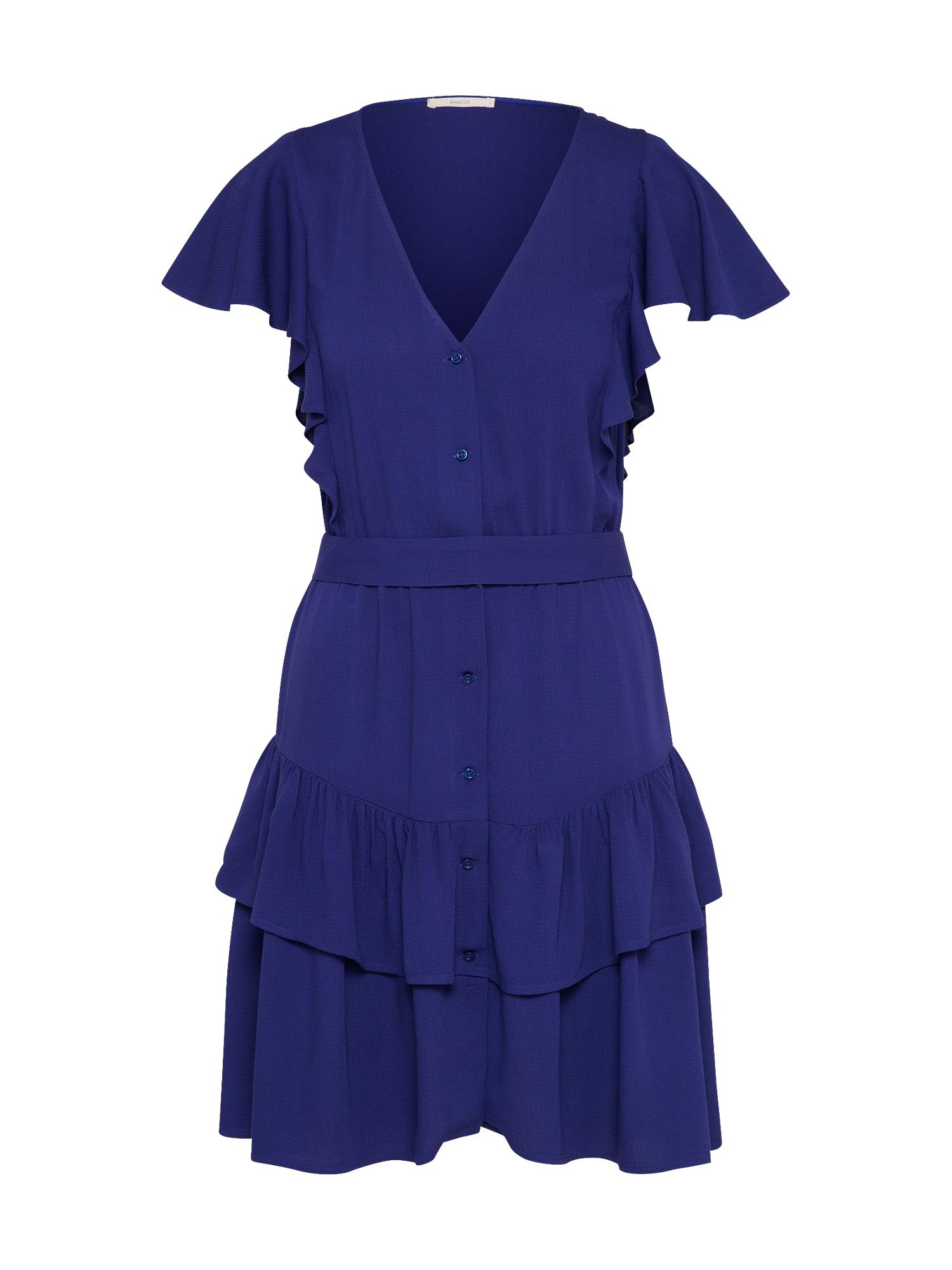 Koktejlové šaty MOCINNO královská modrá Sessun
