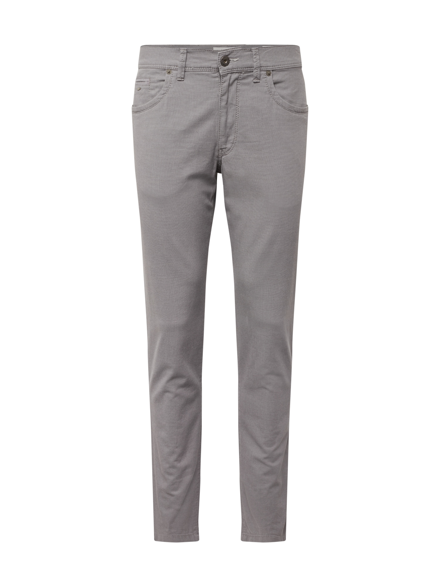 Kalhoty cadiz šedá BRAX