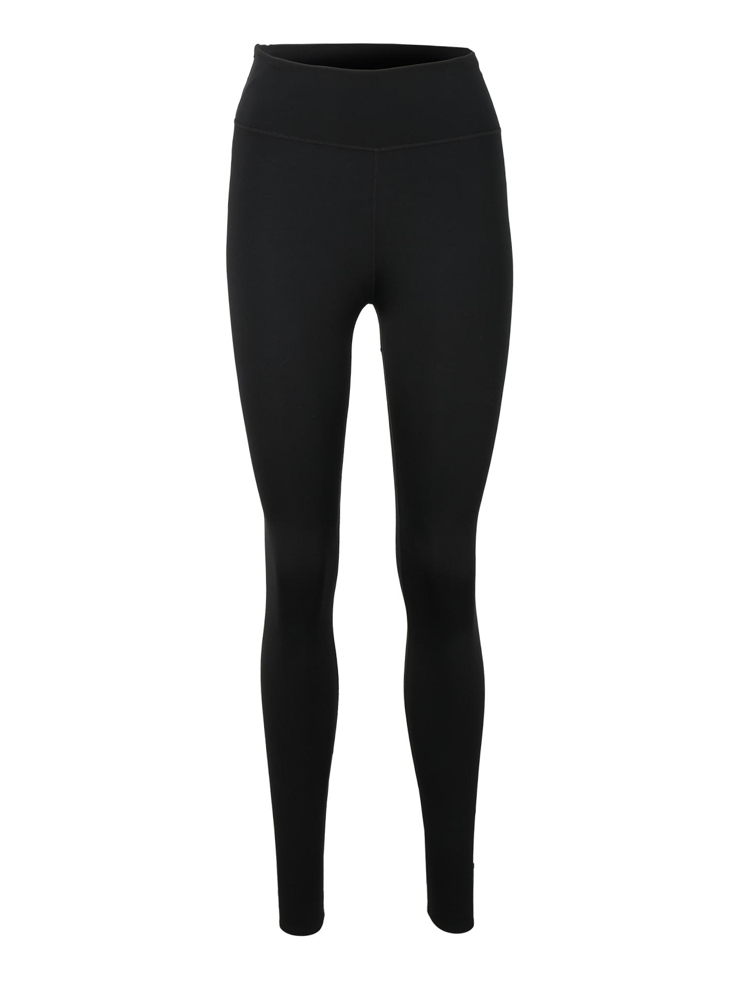 NIKE Športové nohavice 'One Luxe'  čierna