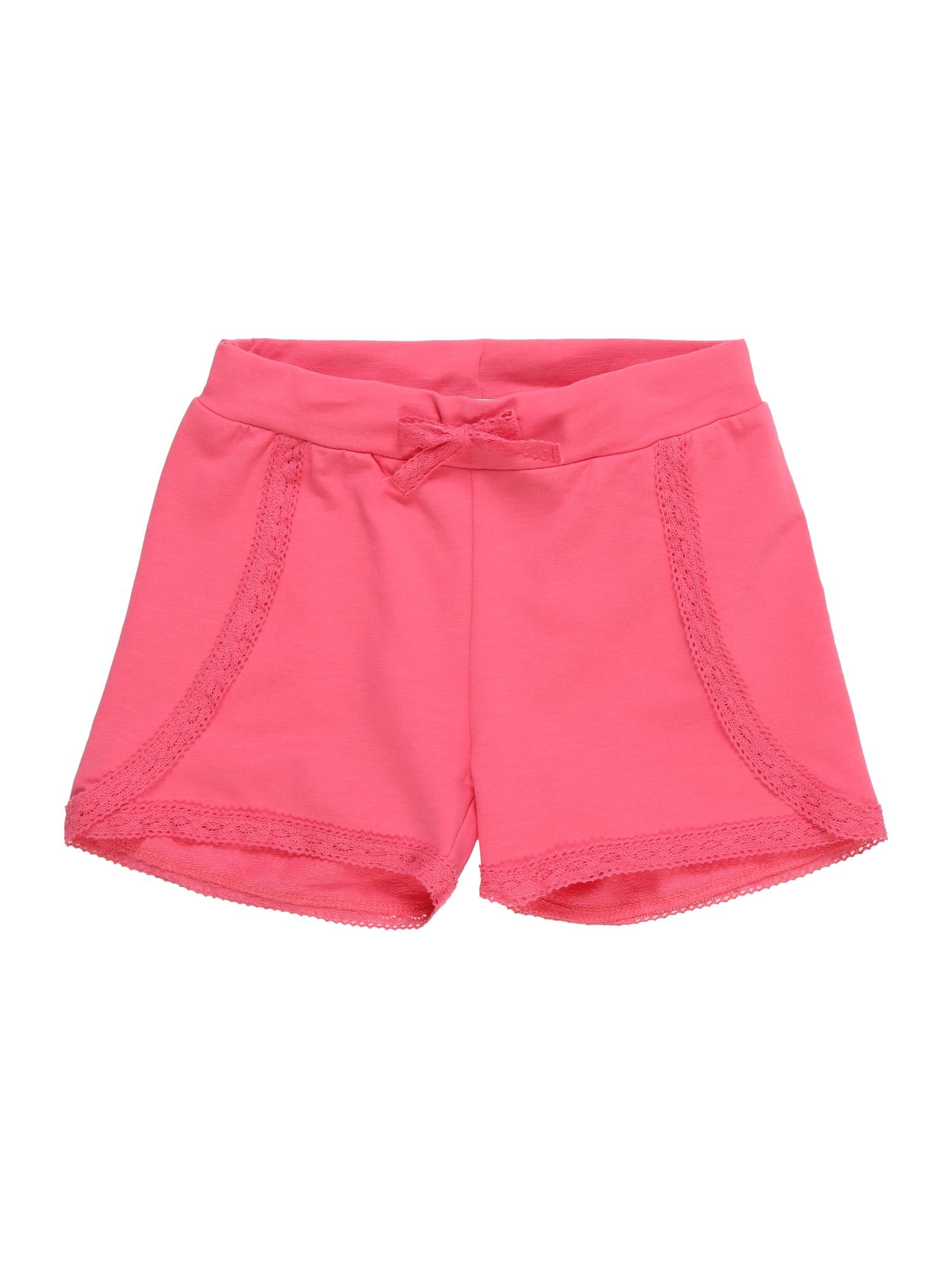 Kalhoty NMFFIDIVA SWE pink NAME IT