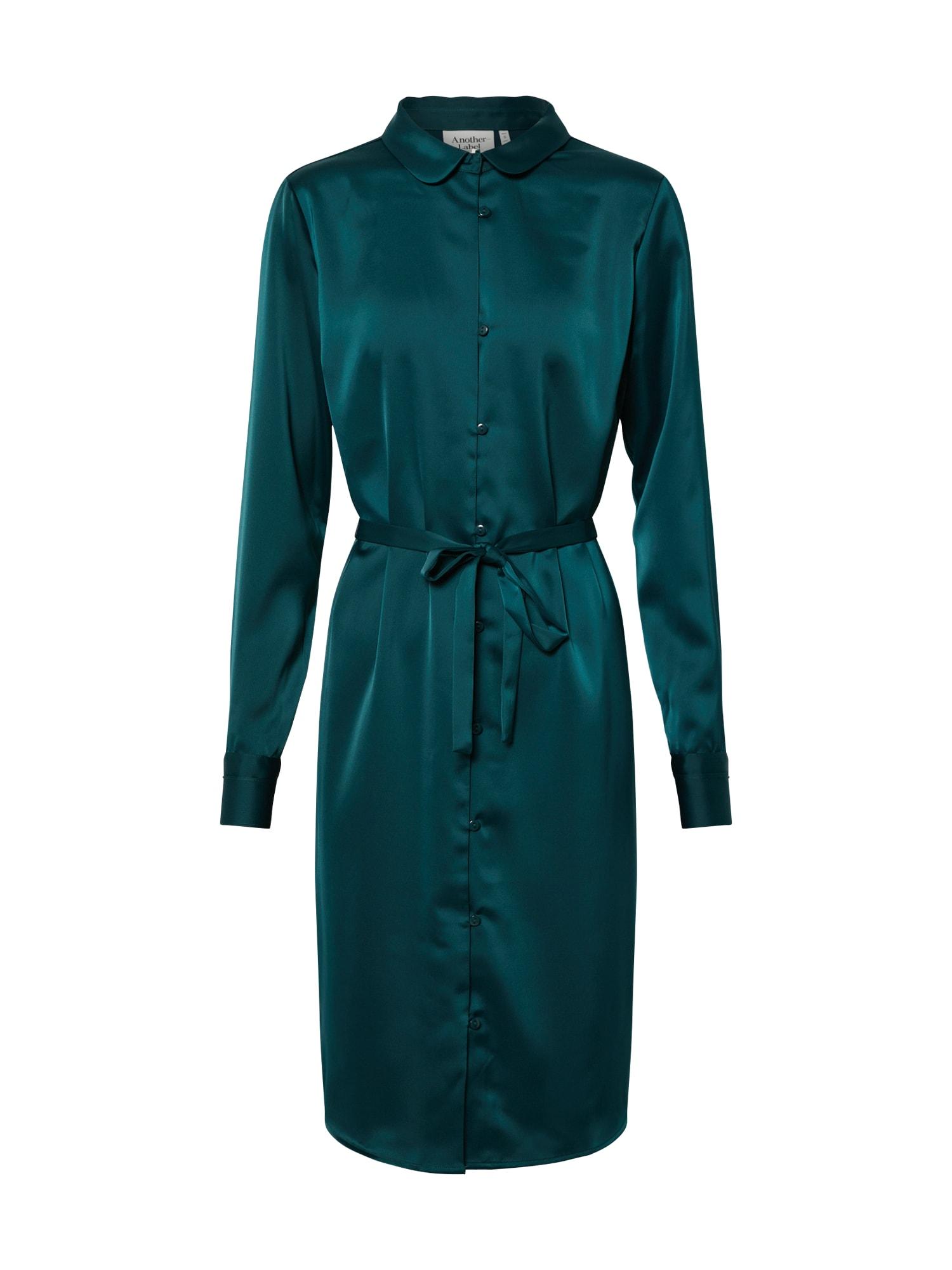 Another Label Palaidinės tipo suknelė 'Peck' žalia