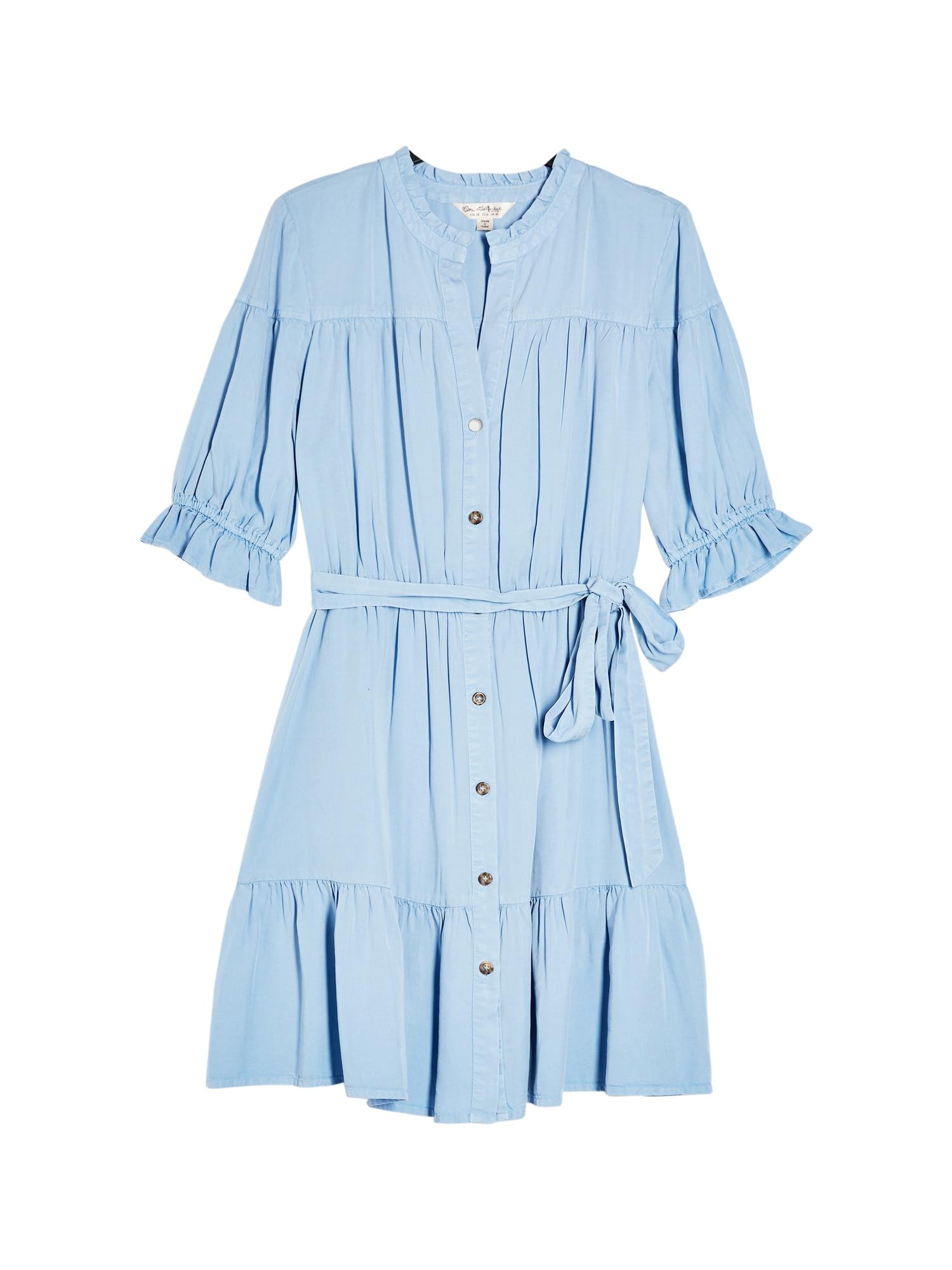 Miss Selfridge Rochie tip bluză  albastru