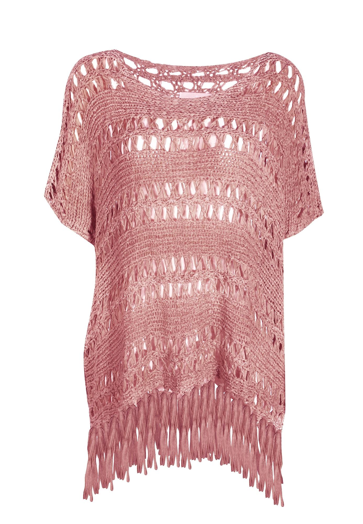 Usha Apsiaustas ryškiai rožinė spalva