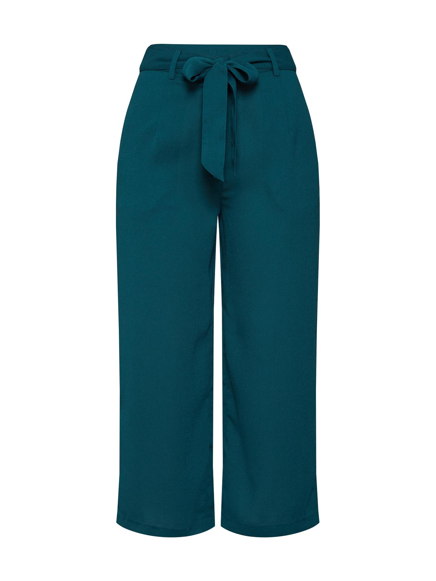 ABOUT YOU Kelnės 'Ayla' tamsiai žalia