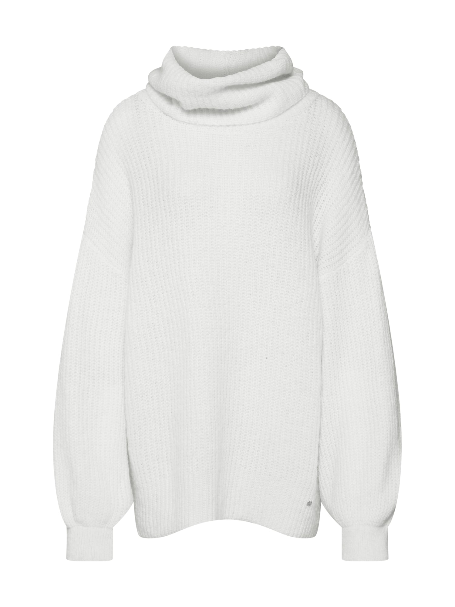 LeGer by Lena Gercke Laisvas megztinis 'Juna' balkšva