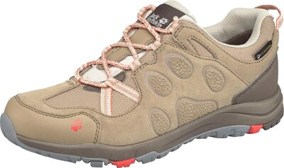 JACK WOLFSKIN Outdoorschuh 'Rocksand Texapore Low'