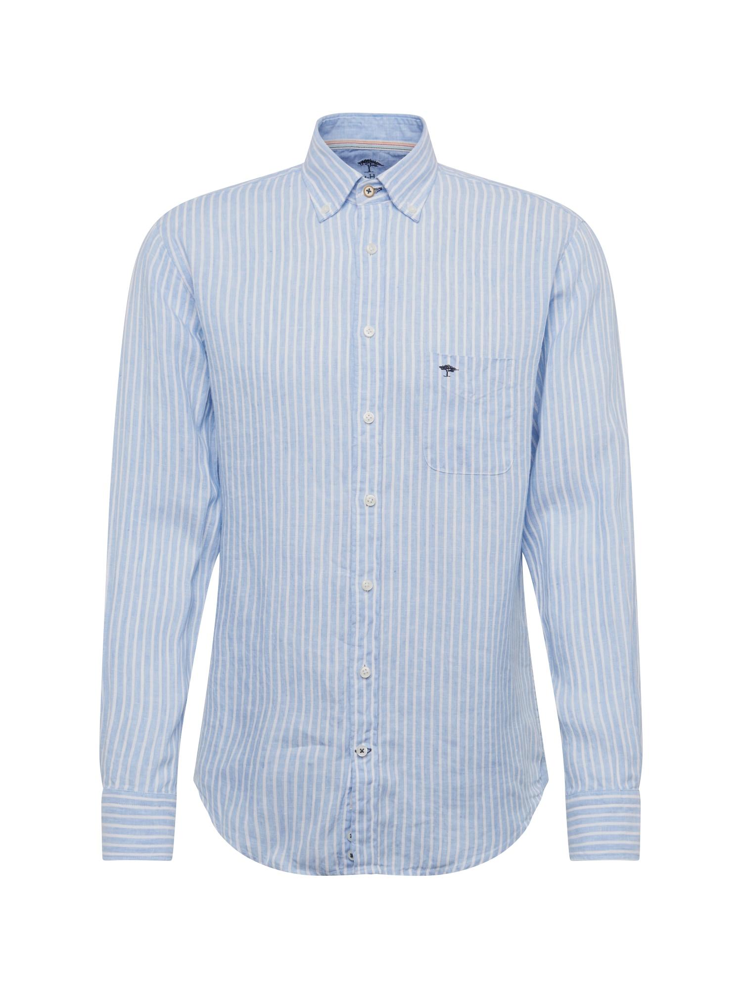 Košile světlemodrá bílá FYNCH-HATTON