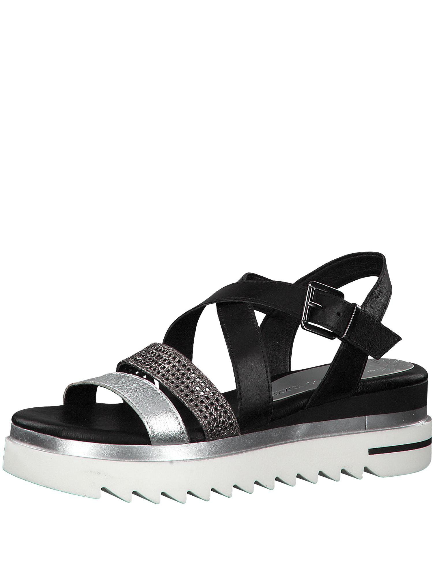 Sandály černá MARCO TOZZI