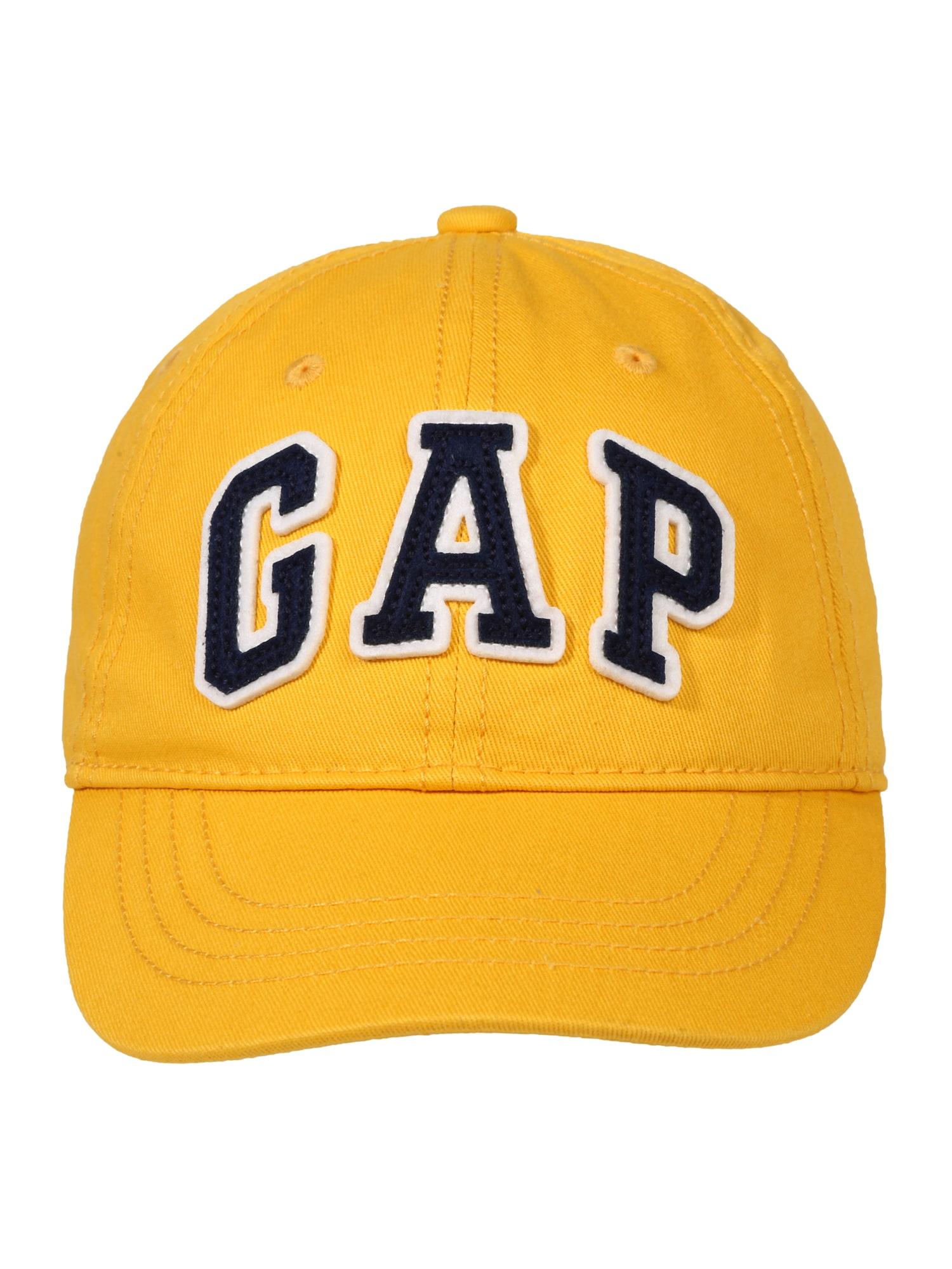 Klobouk V-SHBLOGOBBH žlutá GAP