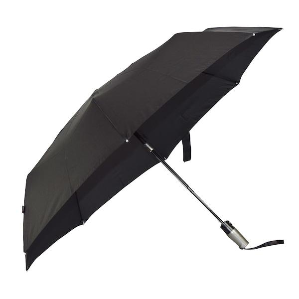 Regenschirme - Taschenschirm 'T400 Duomatic' › knirps › schwarz  - Onlineshop ABOUT YOU