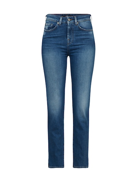 Hosen - Jeans 'ERIN' › 7 For All Mankind › blue denim  - Onlineshop ABOUT YOU