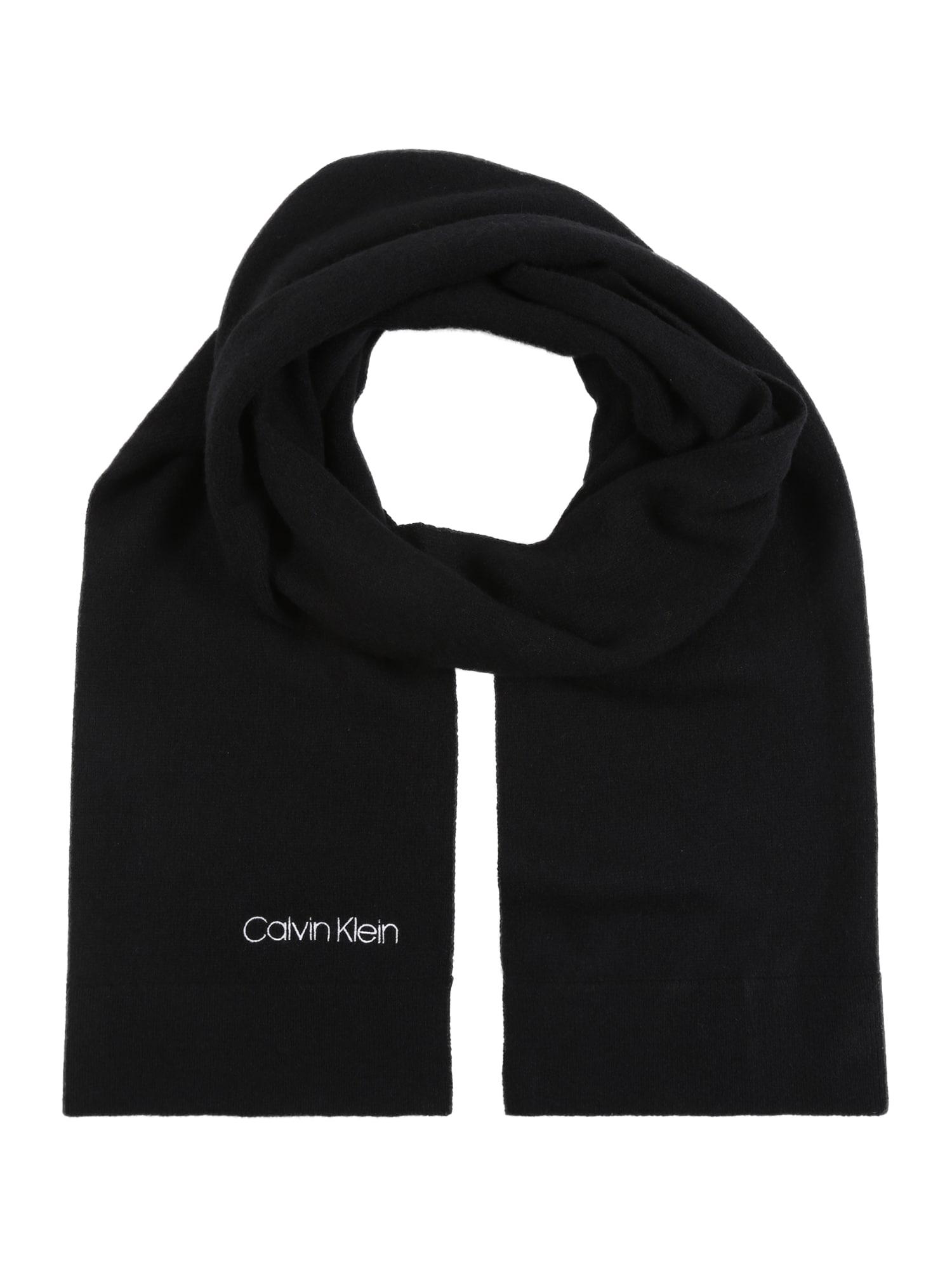 Calvin Klein Šalikas juoda