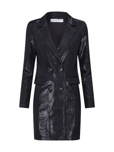 Festtagsmode - Kleid 'CHROME BLAZER' › Ivyrevel › schwarz  - Onlineshop ABOUT YOU