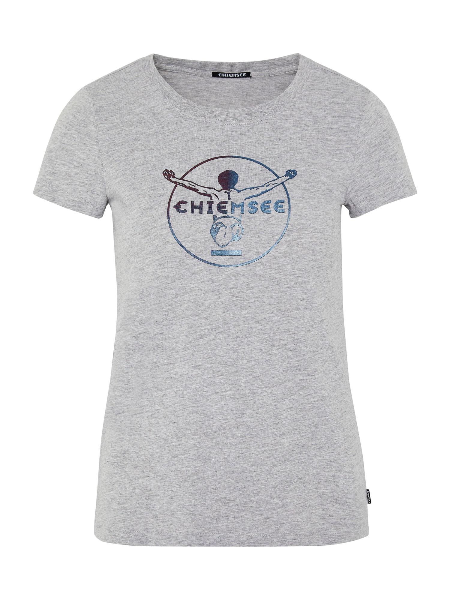 CHIEMSEE Marškinėliai pilka