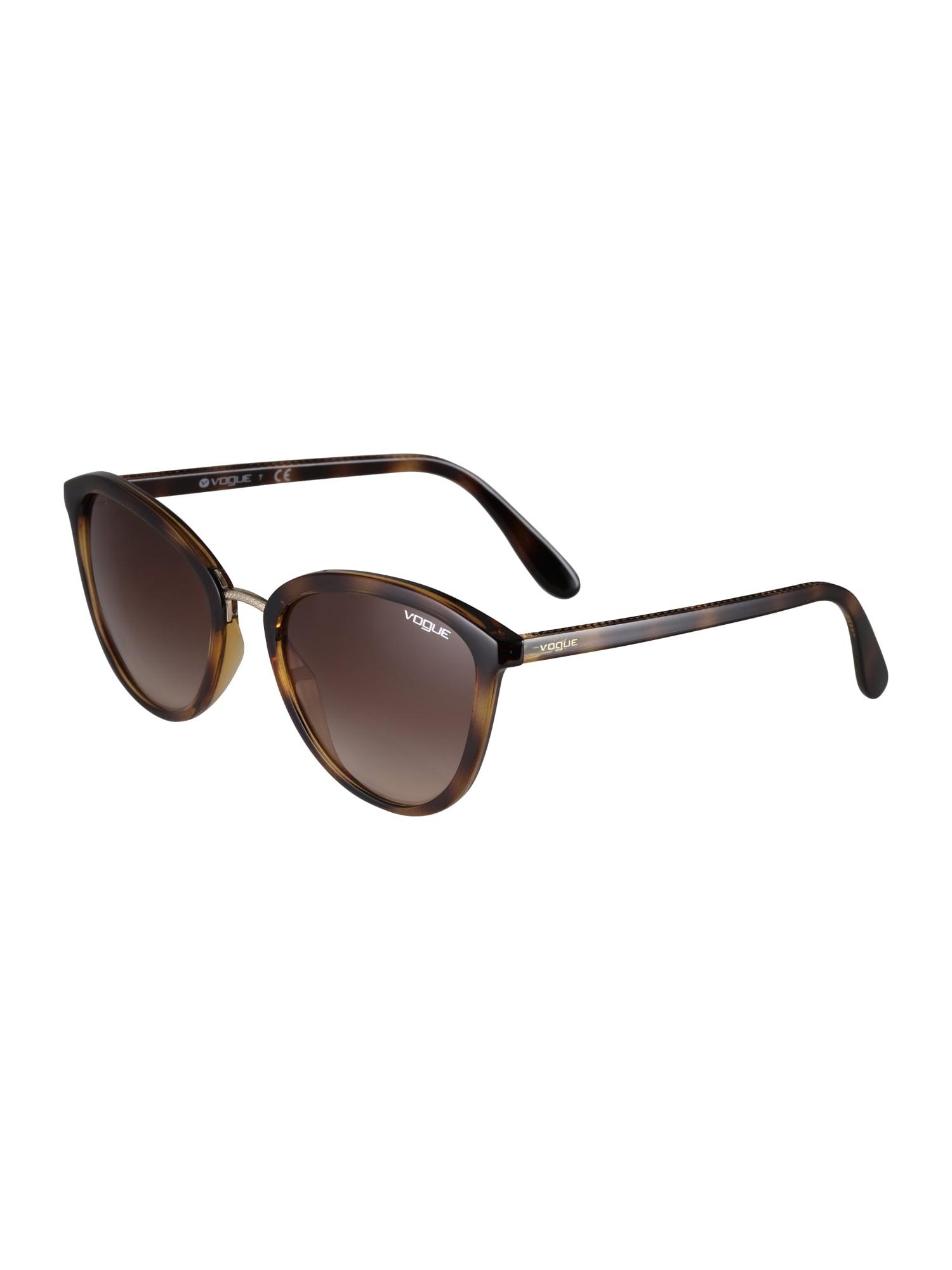 Sluneční brýle hnědá VOGUE Eyewear