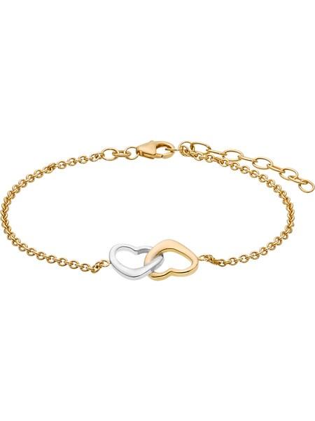 Armbaender für Frauen - CHRIST Armband gold silber  - Onlineshop ABOUT YOU