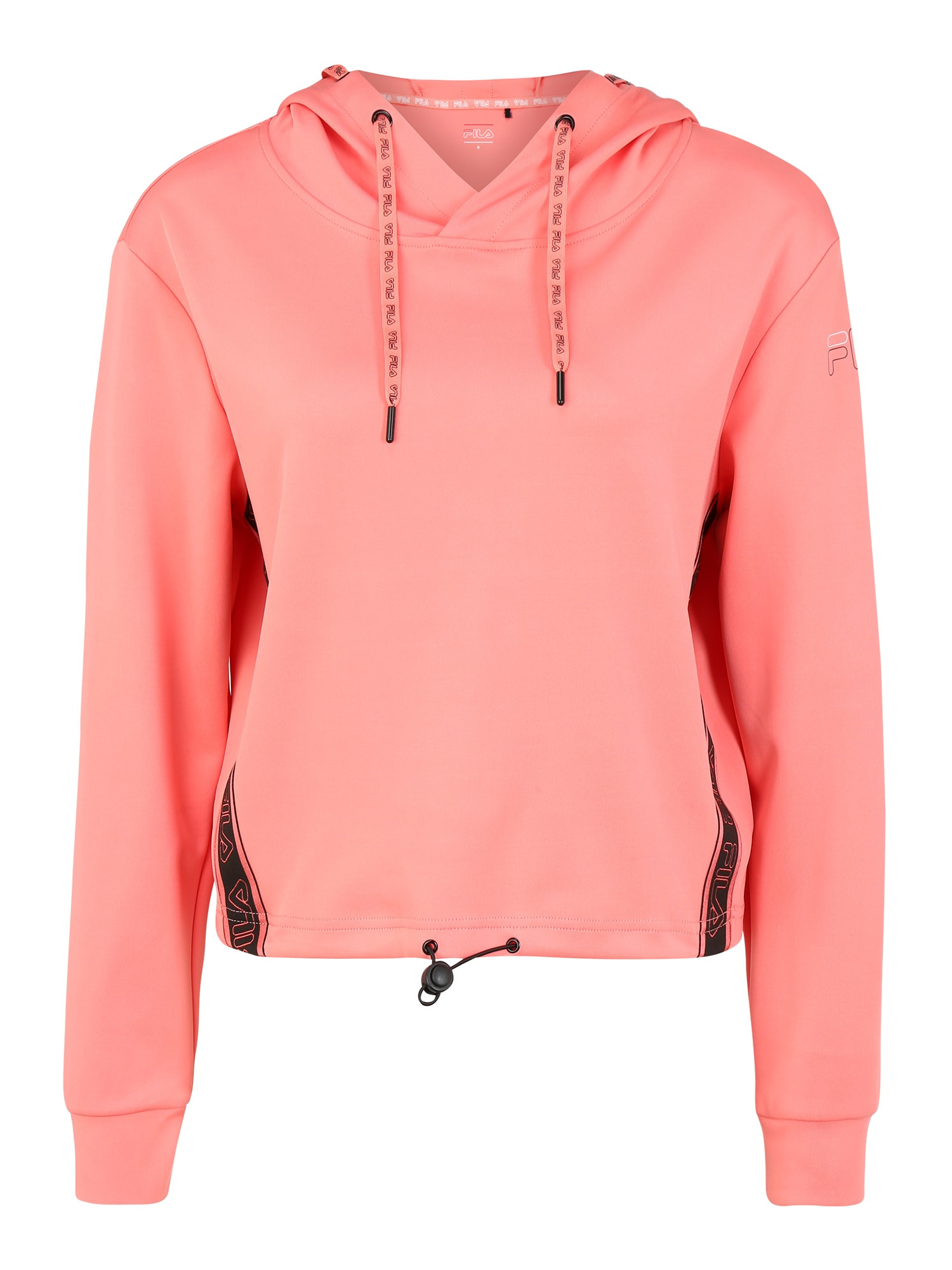 FILA Sportinio tipo megztinis rožinė
