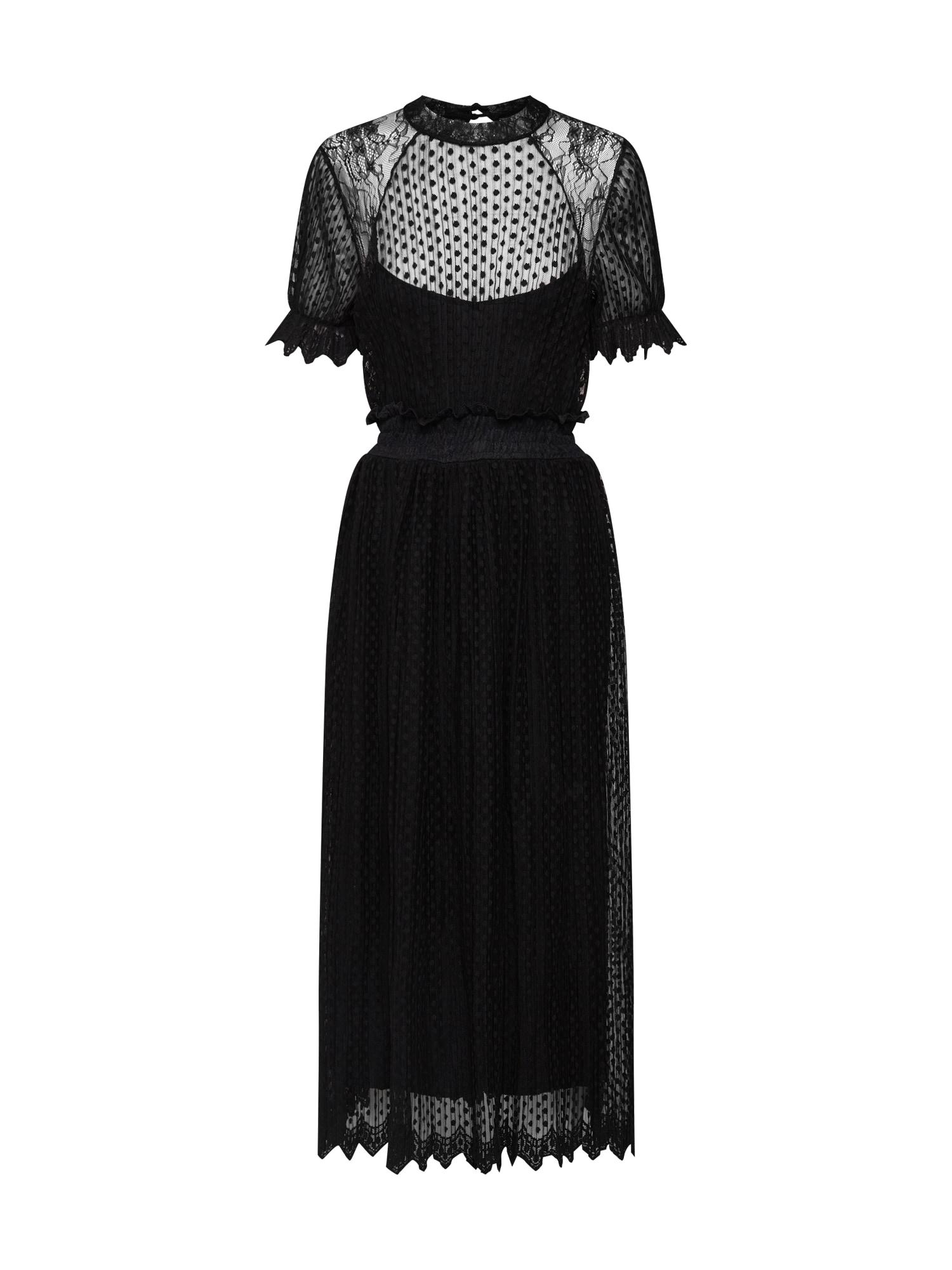 Šaty LIDIA DRESS černá TFNC