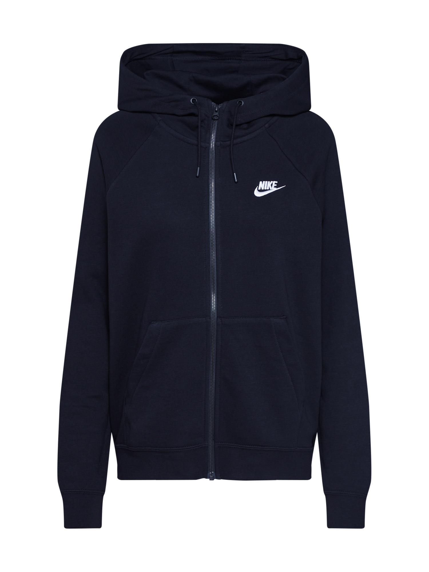 Nike Sportswear Džemperis juoda