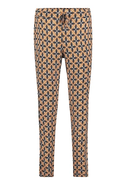 Hosen - Casual Hose mit Muster › Cartoon › beige  - Onlineshop ABOUT YOU