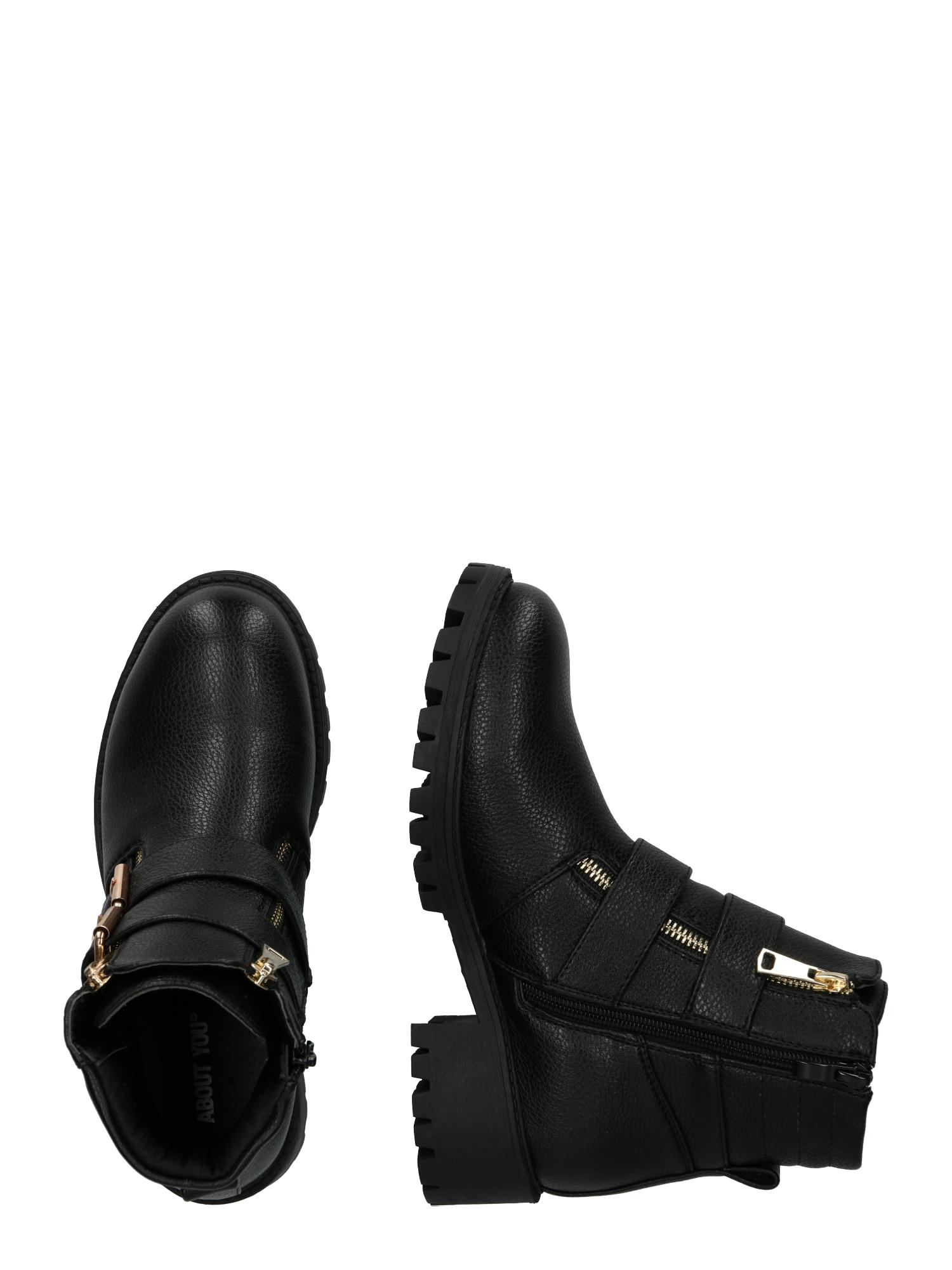 ABOUT YOU Boot 'Amalia'  svart
