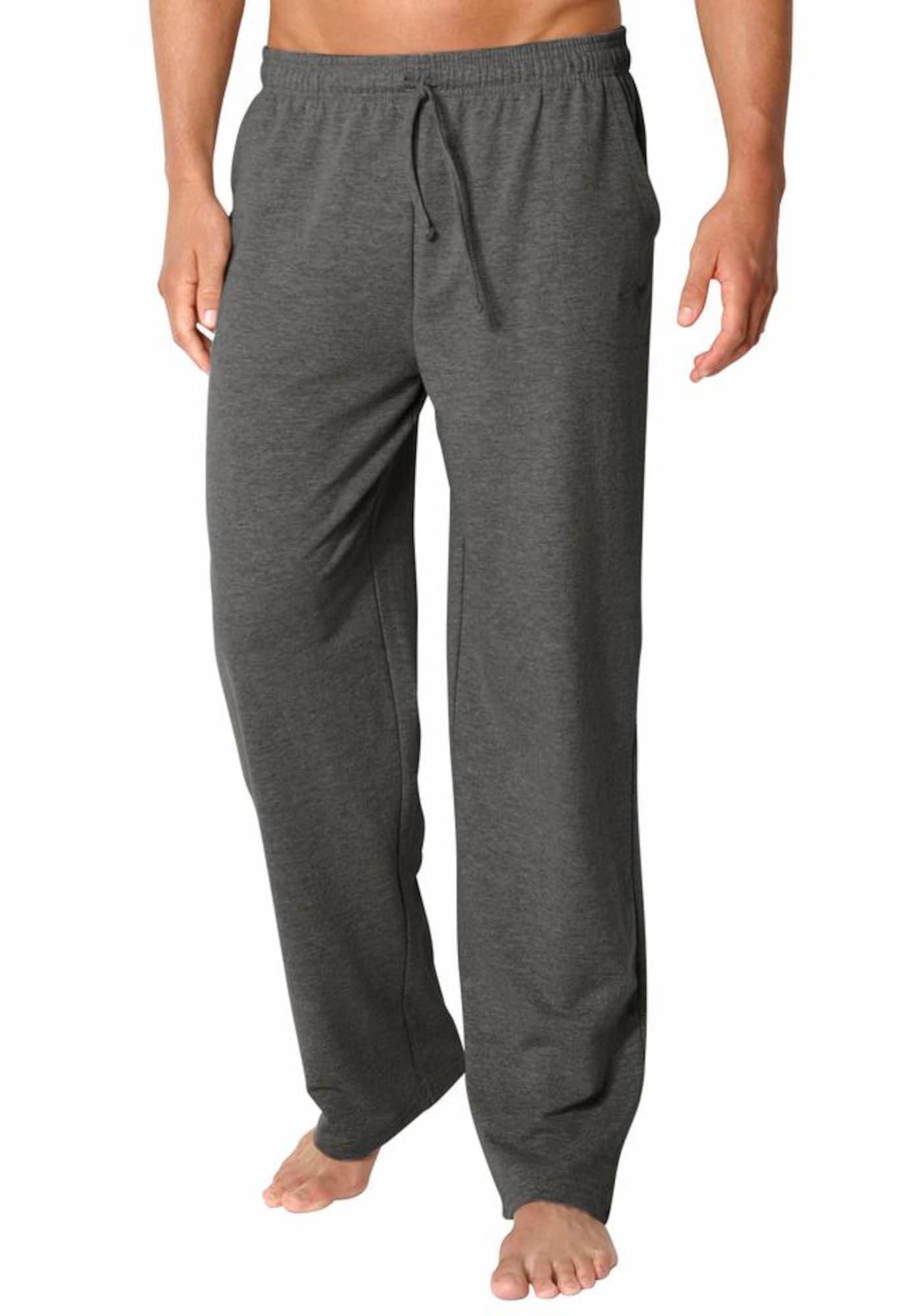 KangaROOS Pižaminės kelnės antracito