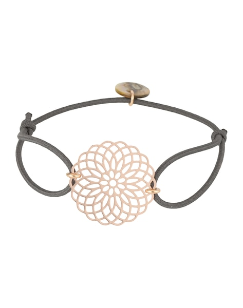 Armbaender für Frauen - Lua Accessories Armband 'Sun' rosegold graphit  - Onlineshop ABOUT YOU