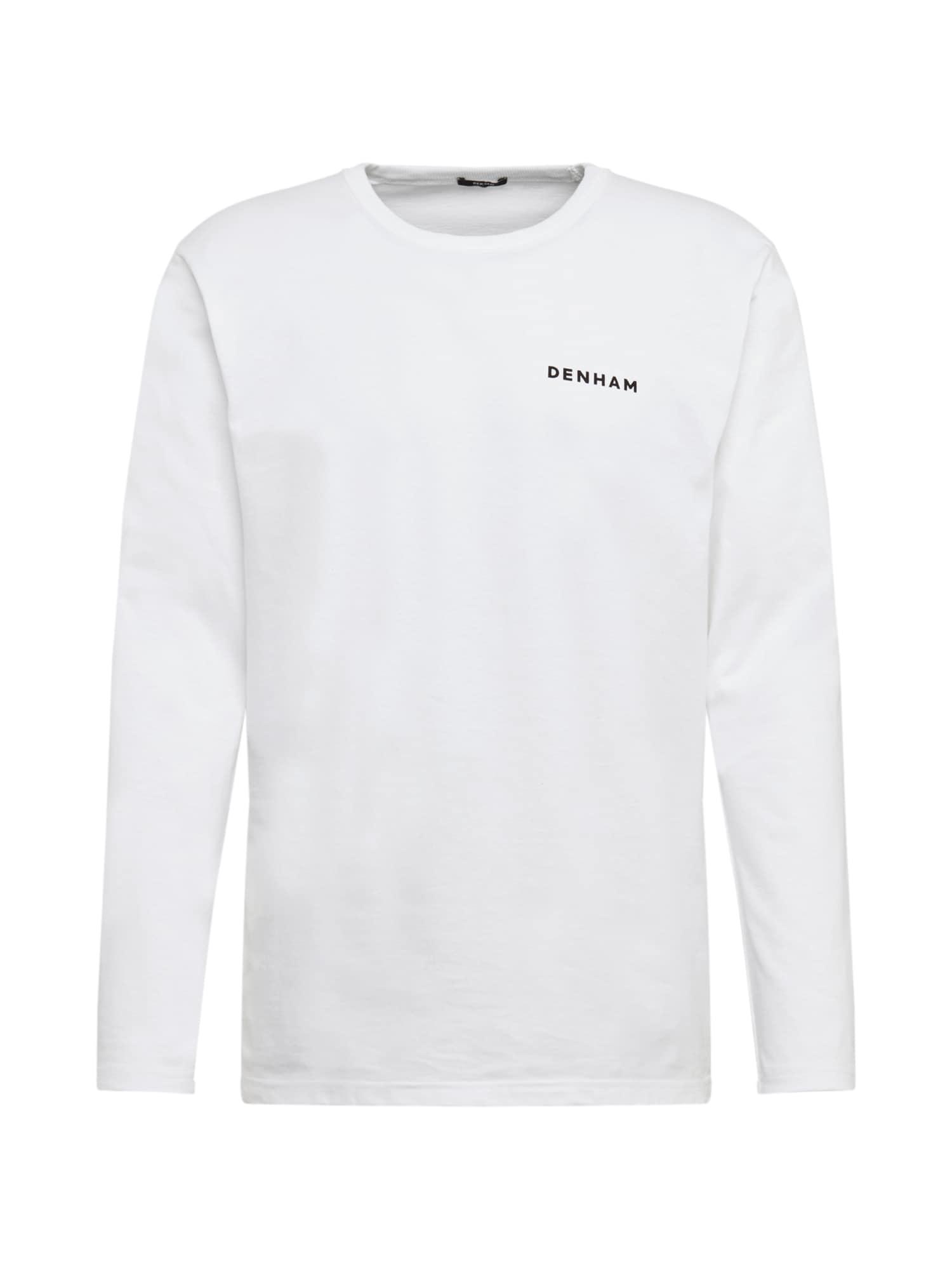 DENHAM Marškinėliai 'HARMONY' balta