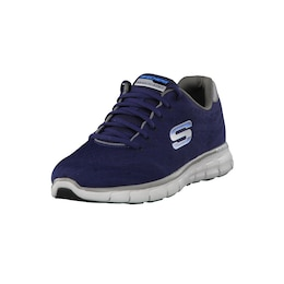Skechers Herren Trainingsschuhe Synergy-Fine Tune 51524 blau | 00884292381838