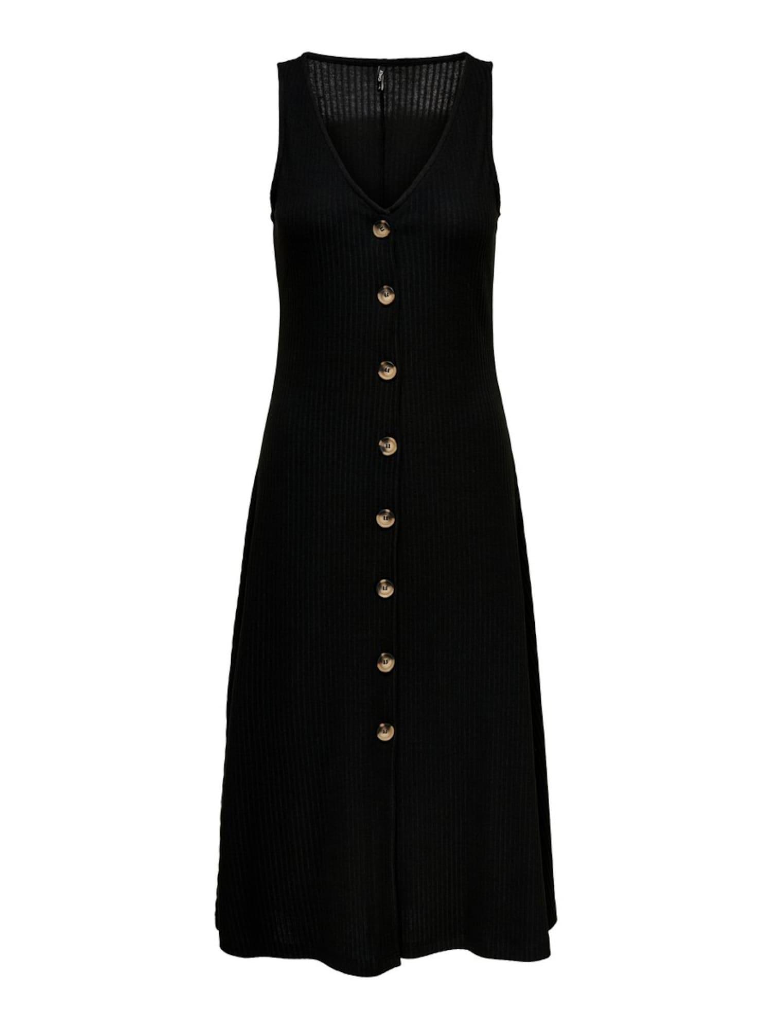 ONLY Kleid schwarz - Schwarzes Kleid