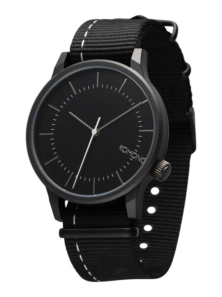 Uhren für Frauen - Komono Uhr 'Winston Regal Nato' schwarz  - Onlineshop ABOUT YOU
