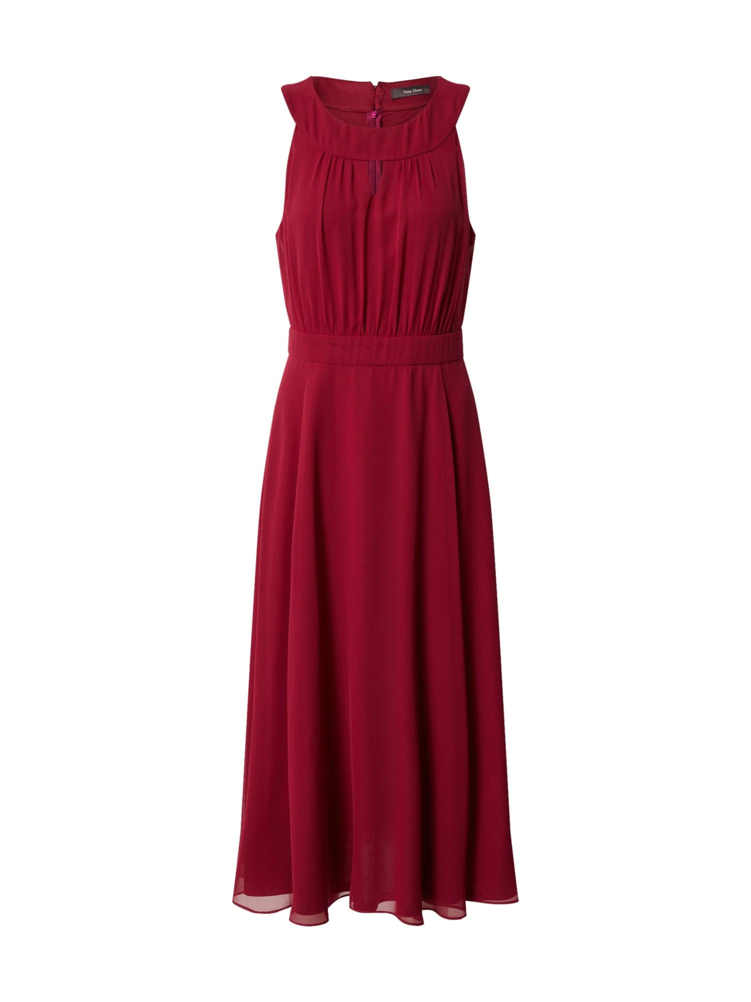 Vera Mont Suknelė rubinų raudona
