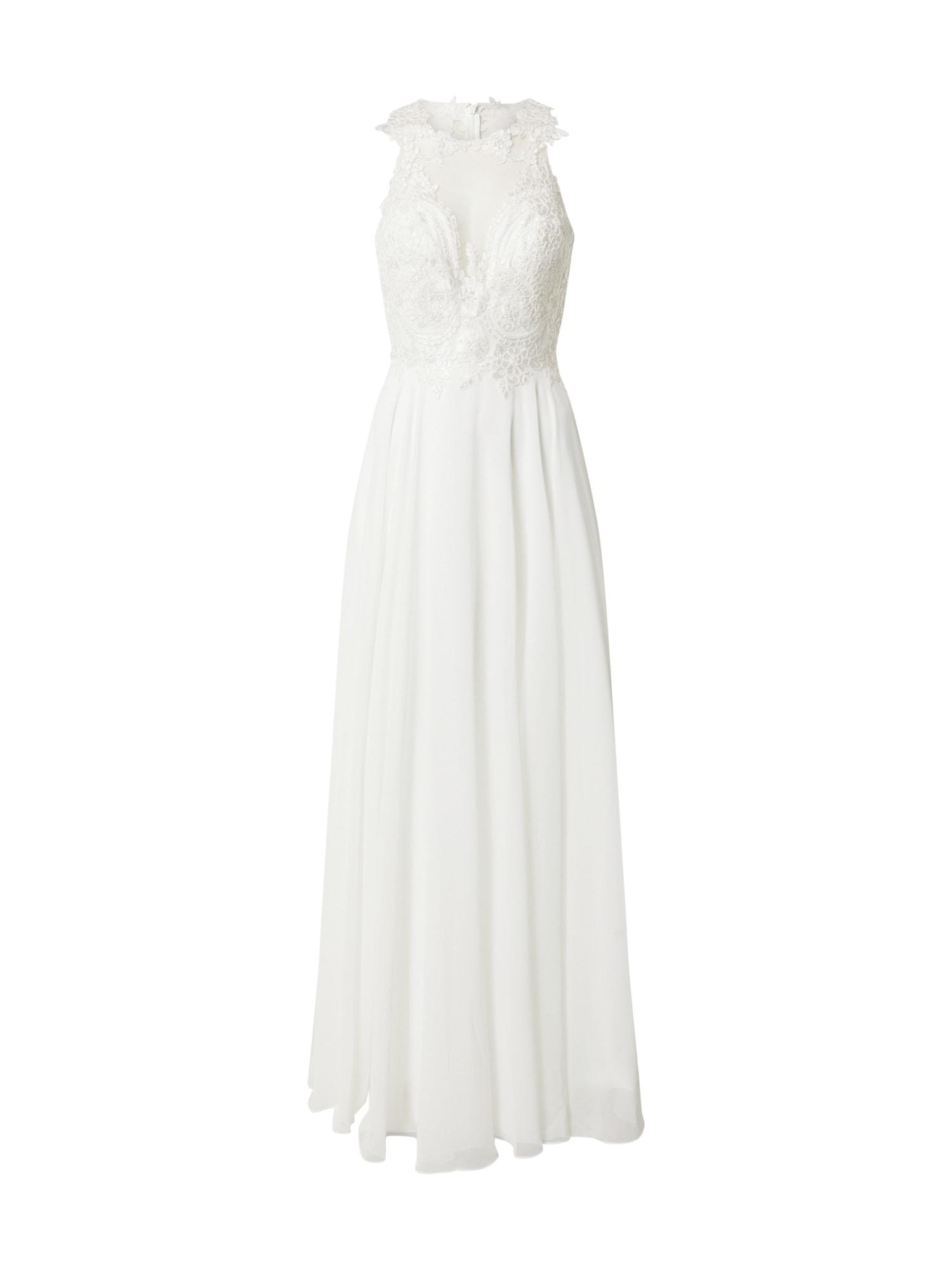 MAGIC BRIDE Vakarinė suknelė balta