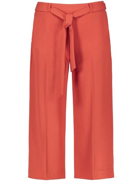 Hosen für Frauen - Hose › TAIFUN › orange  - Onlineshop ABOUT YOU