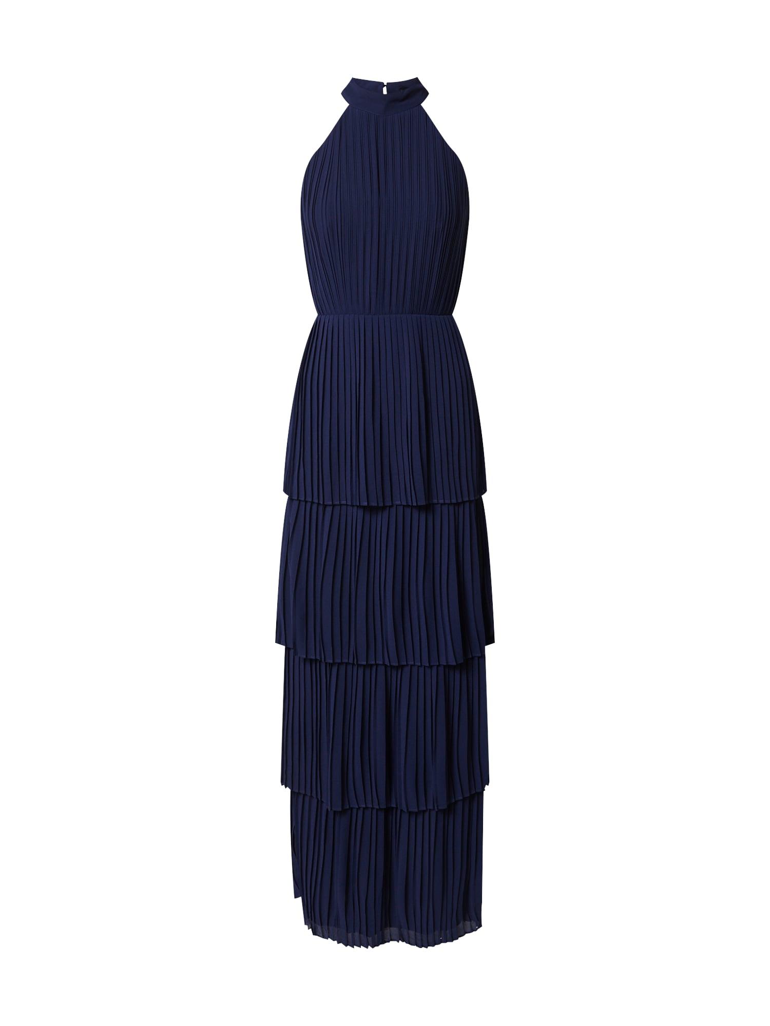 TFNC Vakarinė suknelė tamsiai mėlyna