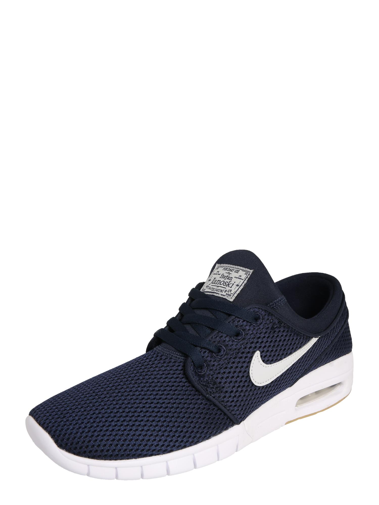 Tenisky Stefan Janoski Max černá bílá Nike SB
