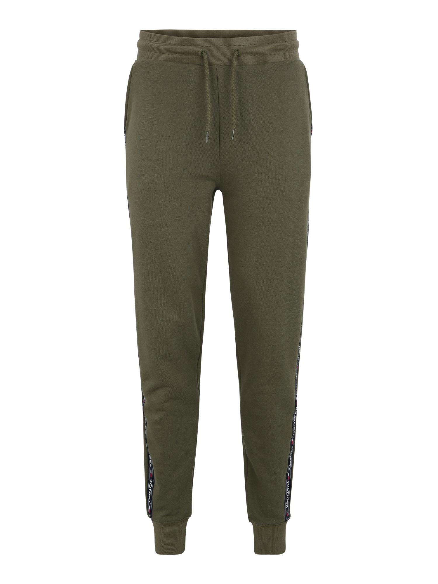 Tommy Hilfiger Underwear Pantaloni de pijama  oliv
