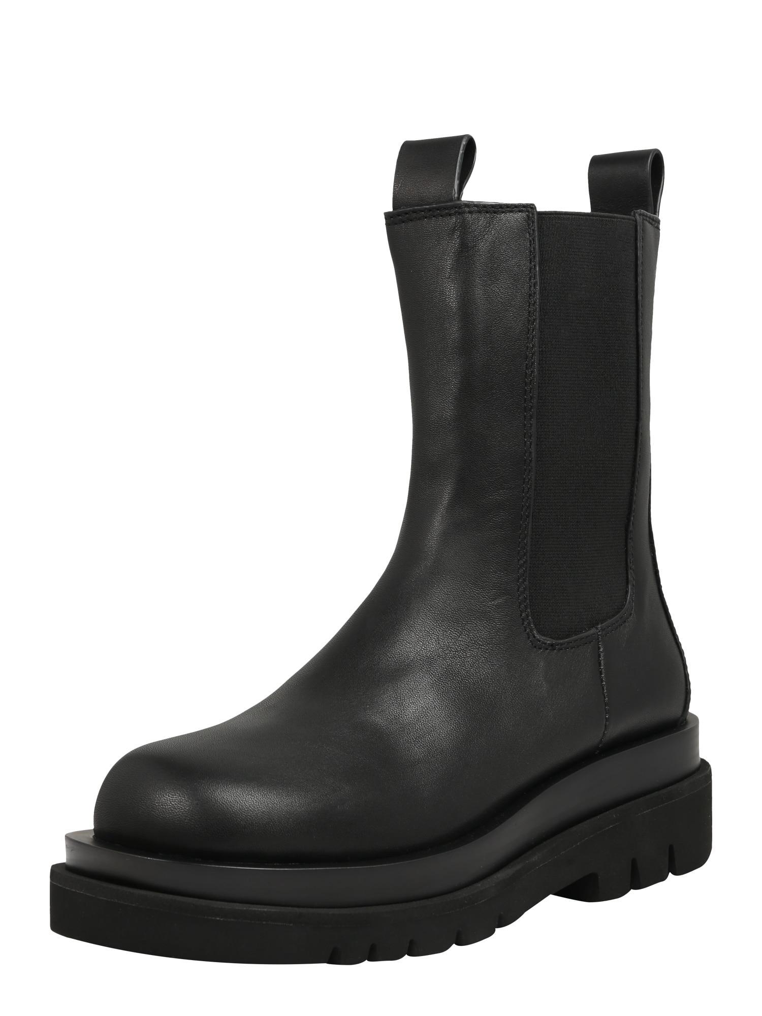 Jeffrey Campbell Auliniai batai juoda