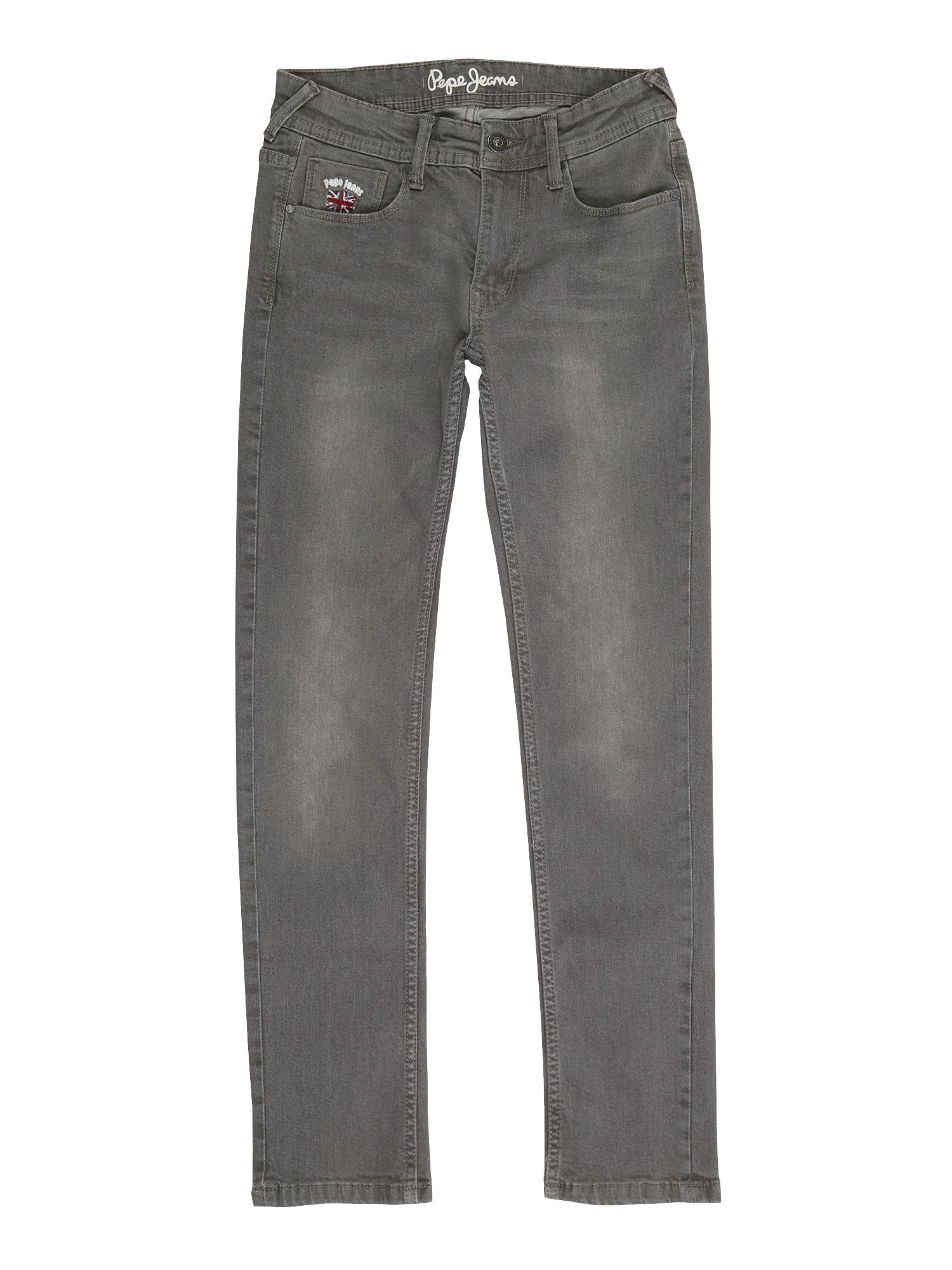 Pepe Jeans Džinsai 'EMERSON' pilko džinso