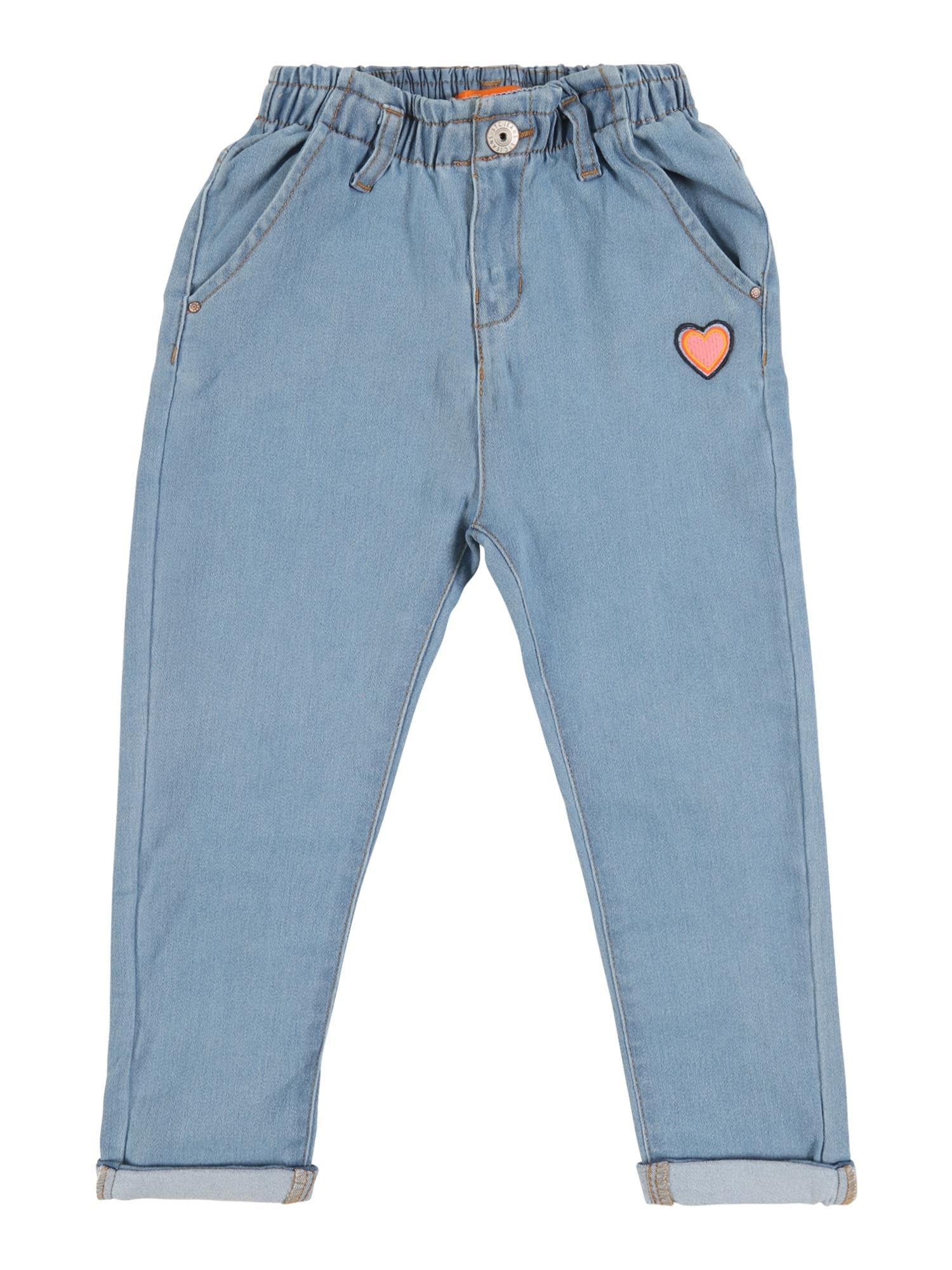 STACCATO Kelnės 'Md.-Culotte' tamsiai (džinso) mėlyna