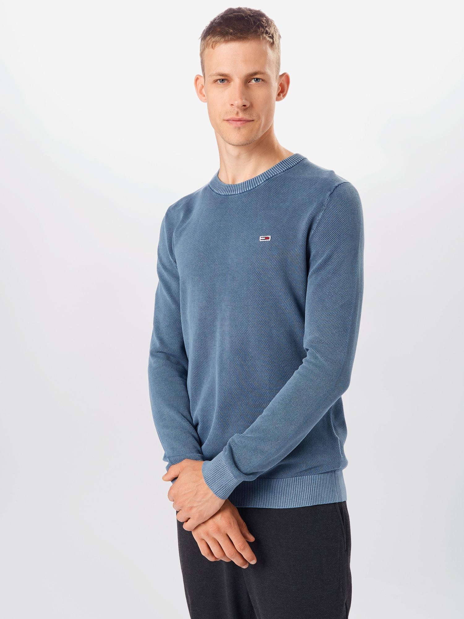 Tommy Jeans Tröja  rökblå
